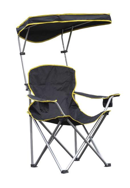 Quik Shade Heavy Duty Max Shade Chair - Black