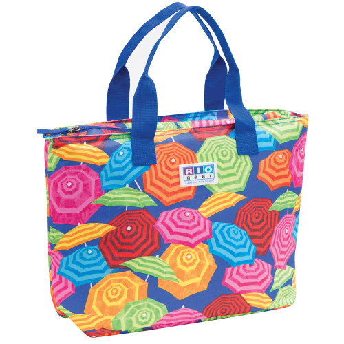 RIO Gear Insulated Tote Bag - Umbrella Print
