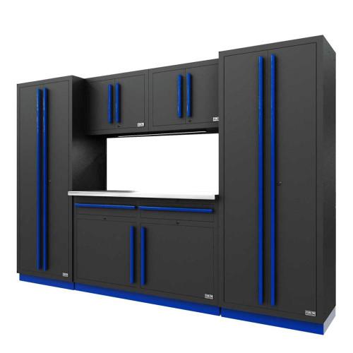 Proslat Fusion PRO 6 Piece Cabinet Set - Blue