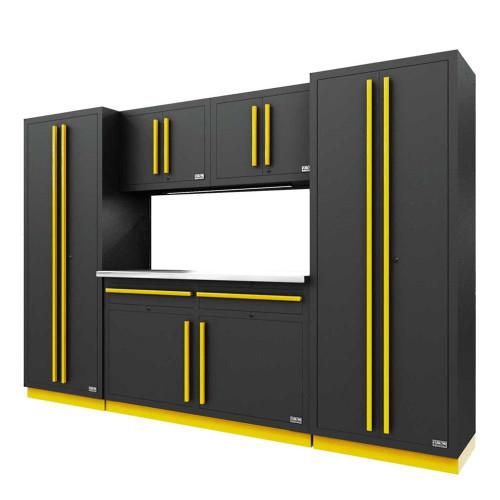 Proslat Fusion PRO 6 Piece Cabinet Set - Yellow