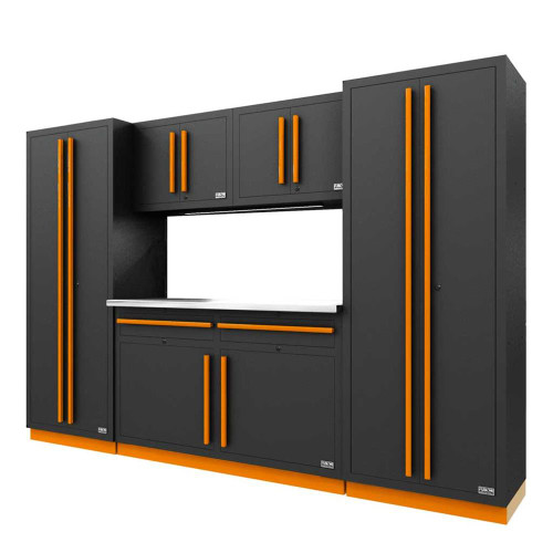 Proslat Fusion PRO 6 Piece Cabinet Set - Orange