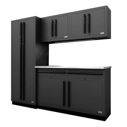 Proslat Fusion PRO 5 Piece Cabinet Set - Black