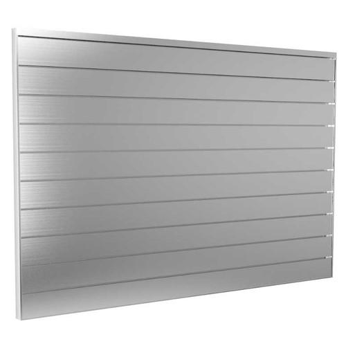 Proslat 8 ft. x 4 ft. Aluminium Slatwall