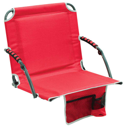 RIO Gear Bleacher Boss PAL Stadium Seat - Red