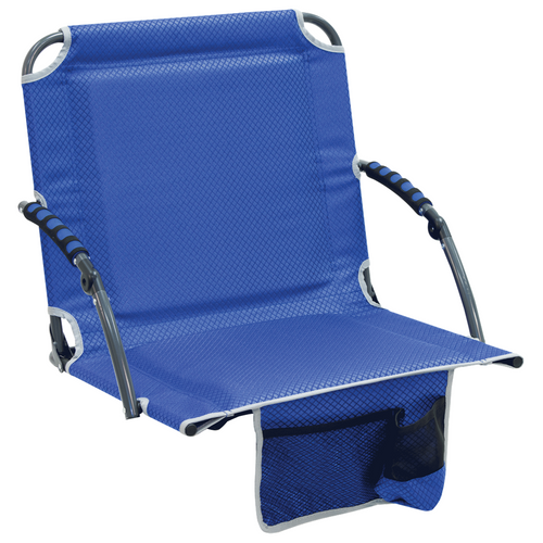 RIO Gear Bleacher Boss PAL Stadium Seat - Blue