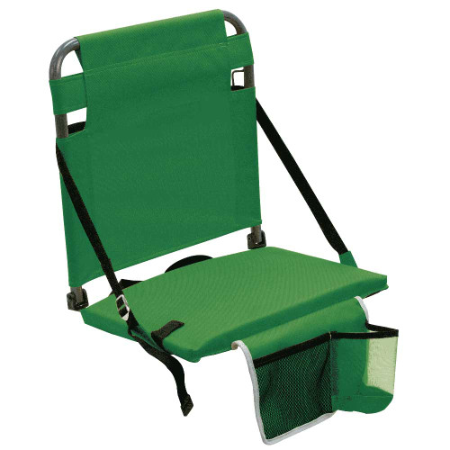 RIO Gear Bleacher Boss Companion Stadium Seat with Pouch - Green