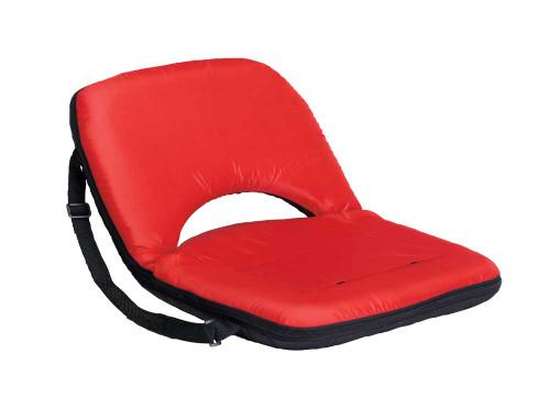 RIO Gear Bleacher Boss MyPod Stadium Seat - Crimson