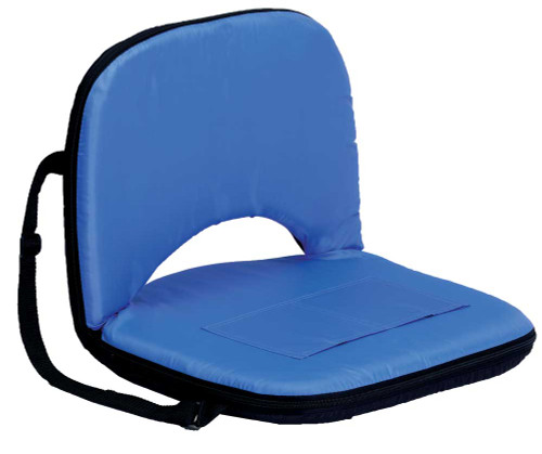 RIO Gear Bleacher Boss MyPod Stadium Seat - Steel Blue