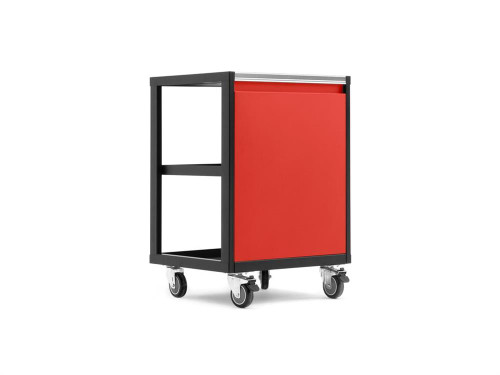 NewAge Pro 3.0 Mobile Utility Cart - Red