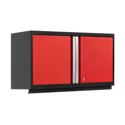"""NewAge Pro Series 3.0 Red 42"""" Wall Cabinet"""