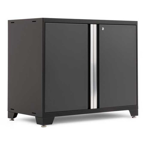"NewAge Pro Series 3.0 Grey 42"" 2-Door Base Cabinet"