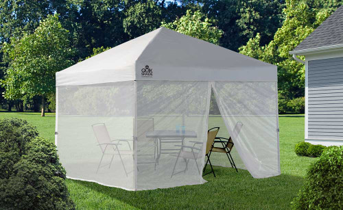 Quik Shade Screen Kit for WE100/C100/SX100 Canopies
