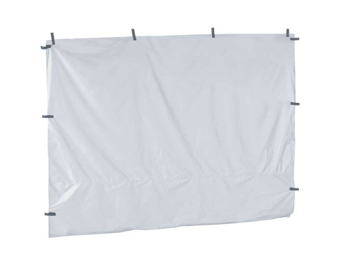 Quik Shade Pop-Up Canopy Wall Panel, 10 ft. x 10 ft. White