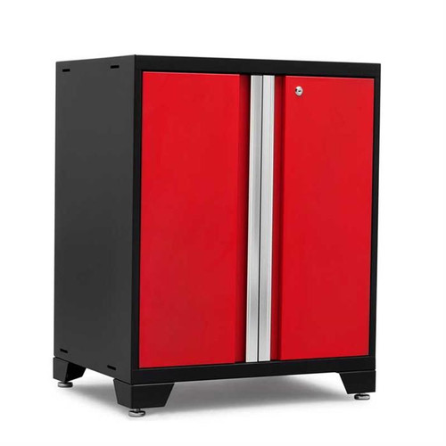 NewAge Pro Series 3.0 Red 2-Door Base Cabinet