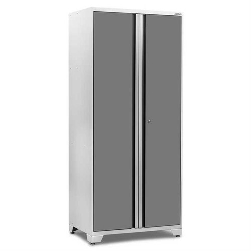 NewAge Pro Series 3.0 White w/Platinum Door Multi-Use Locker