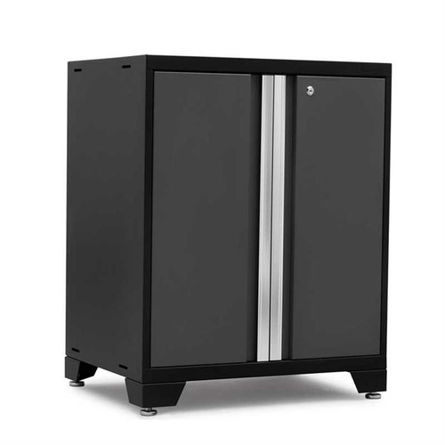 NewAge Pro Series 3.0 Grey 2-Door Base Cabinet