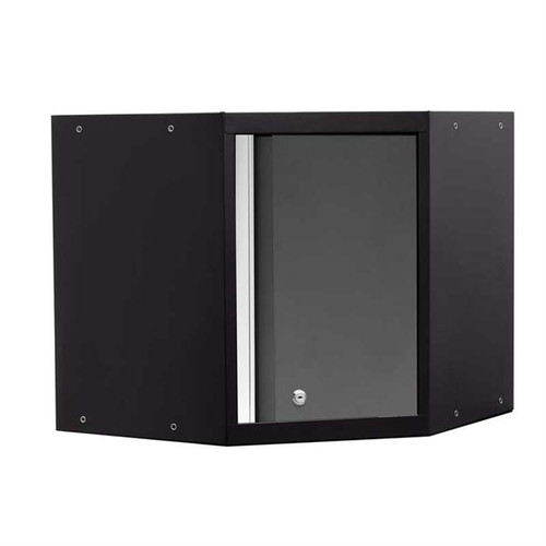 NewAge Pro Series 3.0 Grey Corner Wall Cabinet