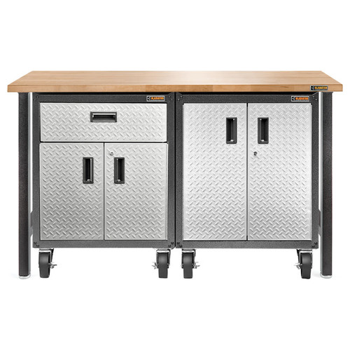 Gladiator Ready-to-Assemble 5 Piece Workbench