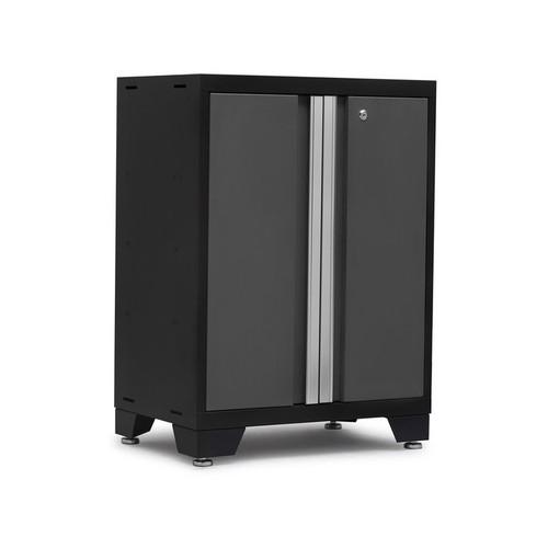 NewAge Bold 3.0 Grey 2-Door Base Cabinet