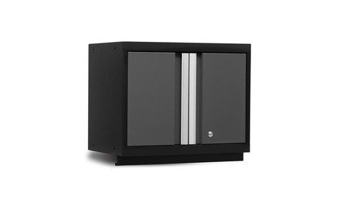 "NewAge Bold 3.0 Grey 24"" Wall Cabinet"