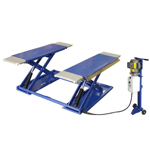 Tuxedo MR6K-38  6,000 lb Mid-Rise Portable Scissor Lift