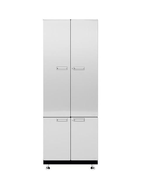 Hercke 1-Piece Powder Coated Garage Cabinet Set