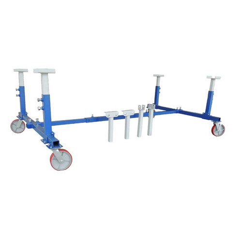 Tuxedo BCA-3000 Auto Body Cart, Adjustable