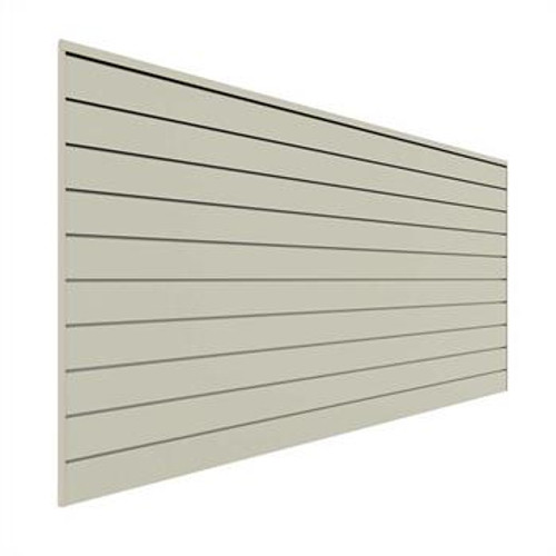 Proslat 8' x 4' PVC Wall Panels & Trims – Sandstone