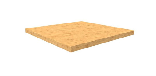 """NewAge Pro 3.0 24"""" Bamboo Corner Worktop"""