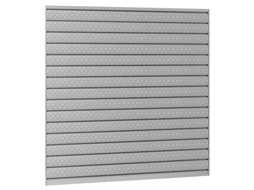 NewAge Pro Series 16 Sq. Ft. Steel Slatwall (4-Pack)