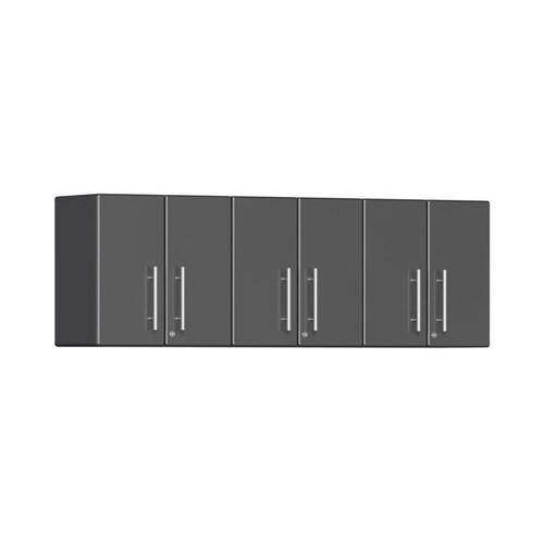 Ulti-MATE Garage 2.0 Series Grey Metallic 3-Piece Wall Cabinet Kit