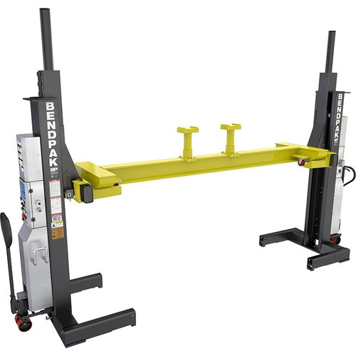 BendPak PCL-18B Chassis Cross Beam / Includes Stacking Adapter Set / Fits PCL-18 Mobile Column Lifts /  Ea.