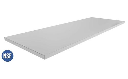 "NewAge Stainless Steel 64"" NSF Certified Countertop"