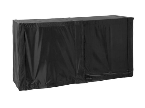 NewAge Outdoor Kitchen Black Right/Left Side Cover Panels
