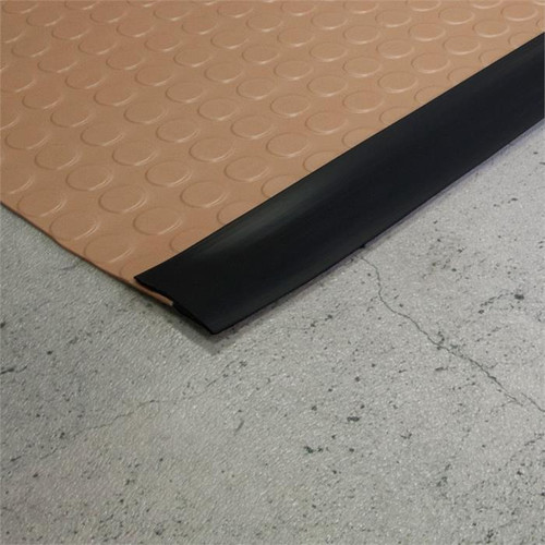G-Floor Mat Edge Trim 25' - Midnight Black