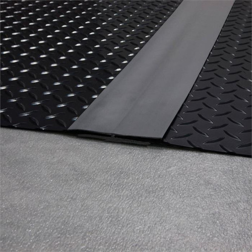 G-Floor Mat Center Trim 25' - Slate Grey