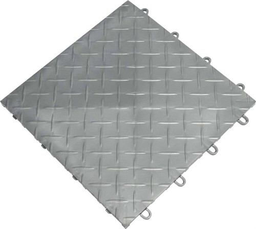 "RaceDeck Diamond Tread 12"" x 12"""