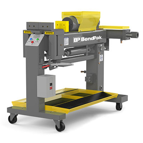 BendPak 3-Button Control / Automatic Pipe Bender with 302 Die Package