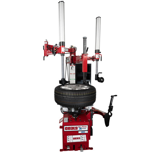 Coats 80X 220V / 2 HP Electric Motor Rim Clamp Tire Changer - $500 Rebate thru Dec 31st