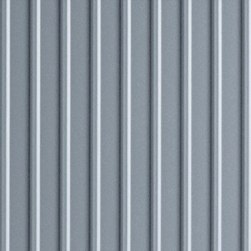 Ribbed Pattern G-Floor 55 mil - 8.5' W x 24' L