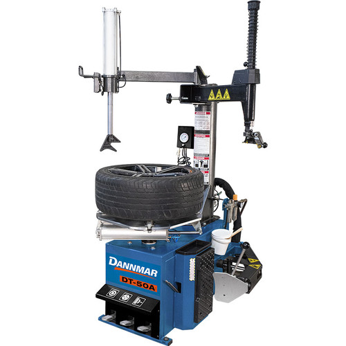 Dannmar DT-50A Tire Changer with Assist Tower
