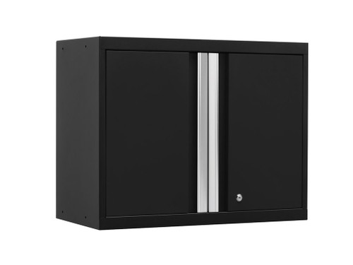 NewAge Pro Series 3.0 Black Wall Cabinet