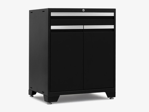 NewAge Pro Series 3.0 Black Multi-Functional Cabinet