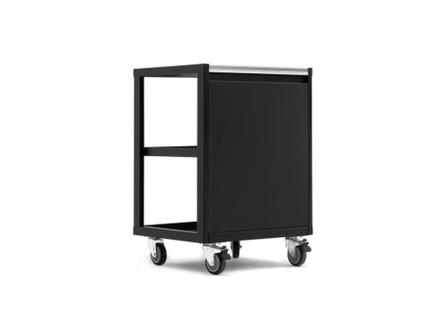 NewAge Pro 3.0 Mobile Utility Cart - Black
