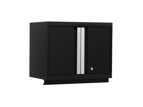 "NewAge Bold 3.0 Black 24"" Wall Cabinet"