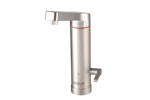 Atmor 3kW 2-in-1 Electric Tankless Water Heater / Faucet