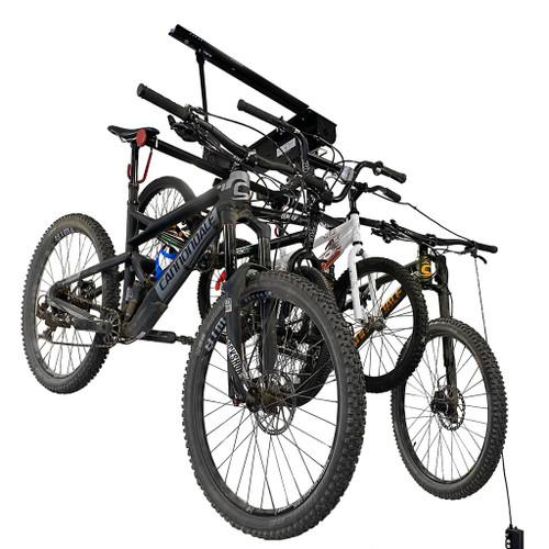Proslat Garage Gator Compact 4 Bike Lift – 220 lb