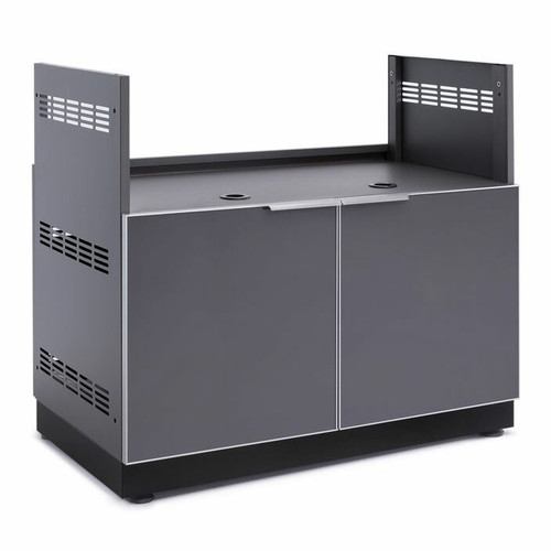 """NewAge Aluminum Slate 40""""W x 23""""D Gas Grill Cabinet"""