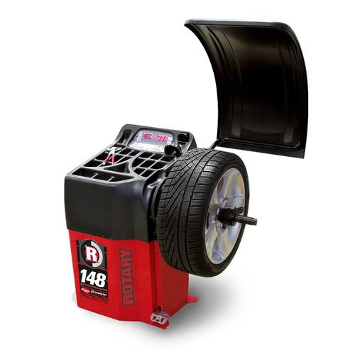 Rotary R148 Pro Shop 2D Wheel Balancer