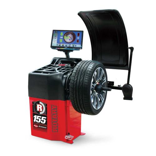 Rotary R155 Pro 3D Wheel Balancer
